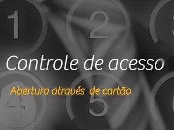 controle acesso infravermelho