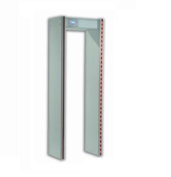 Detector de metais portal multi-zonas