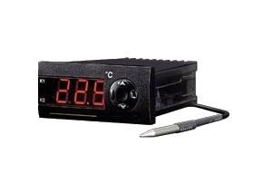 Controlador de temperatura e umidade