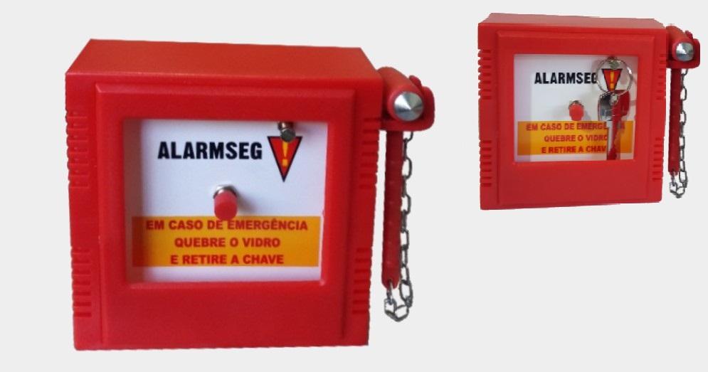 Caixa de emergência porta chave b89592b16e